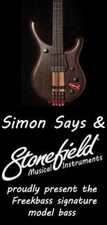 Stonefield guitar